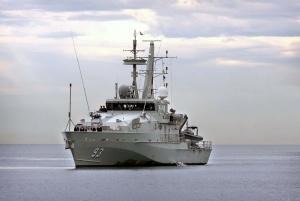 Ship Noise Survey